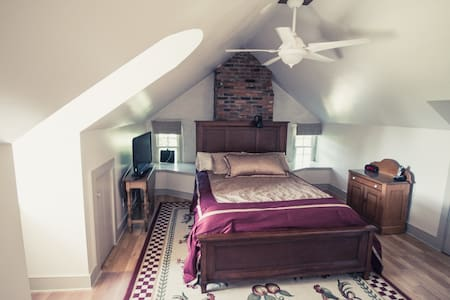 Buttonwood Ridge Farm BNB Retreat Suite - Marietta