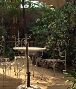 Beautiful Desert Villa and garden. - ไอลัต