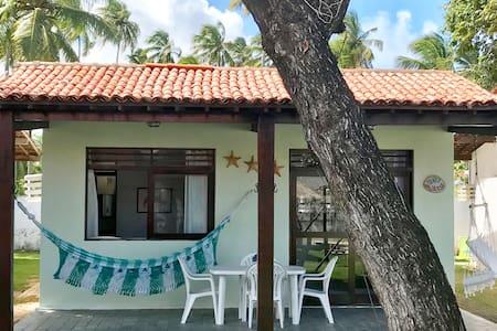 Chalé em Maragogi com SKY, Wifi e Caiaque-Casa 2.