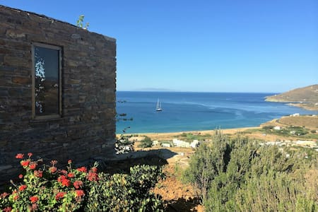 Villa Philiton with stunning sea view - Kato Agios Petros