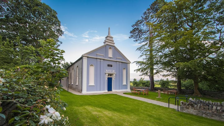 Stunning 5* Converted Church, Strangford, Co Down