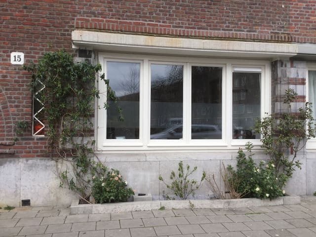 Sunny appartment and garden of 50m2 - Amsterdam - Appartement