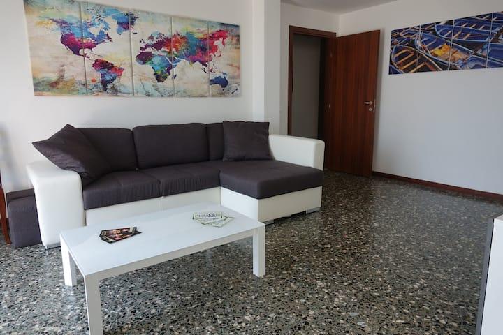 Ampio appartamento a Venezia Lido!