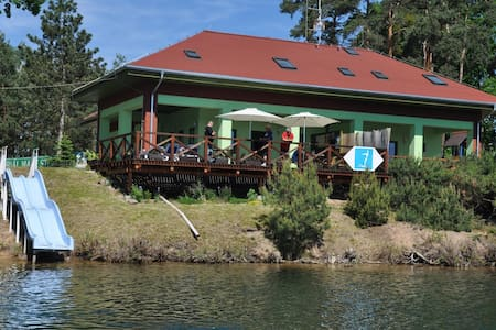 "3-bed room ""4"" on Melice lake peninsula - Valy - Aamiaismajoitus"