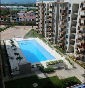 Apartamento en Girardot - Ricaurte - Huoneisto
