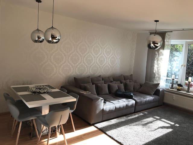 Schönes Apartment City Nahe