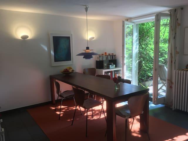 Küche zum Garten, 1.Ebene