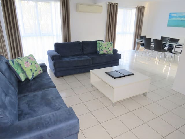 Beachside Villa - Stay Longer and Save