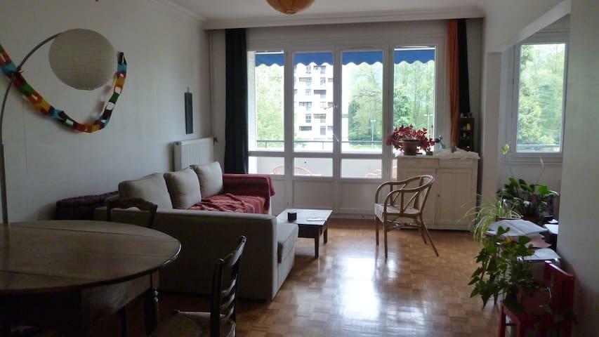 Tranquille et proche du centre ! - Grenoble - Lägenhet