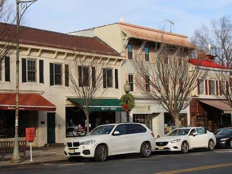 Nassau Condo in the Heart of Princeton w/Parking