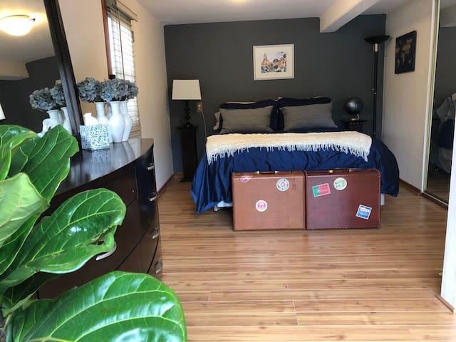 South Park Craftsman Guest Suite