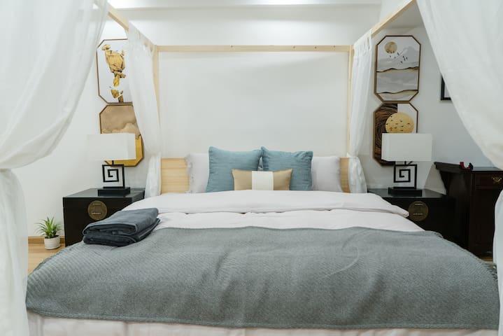 舒适整洁的卧室
