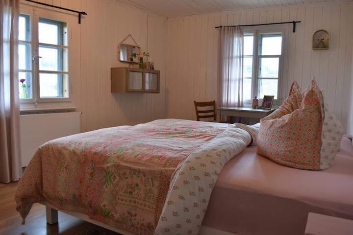 Zimmer Röösi - Übernachten und Geniessen