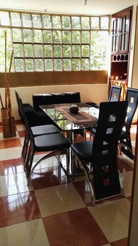 Cómoda habitacion privada en la Vega, cerca a todo - La Vega - Casa