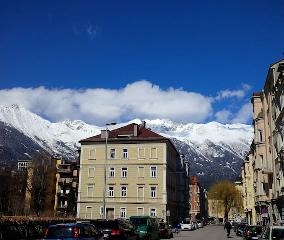 Friendly&calm room in the city - Innsbruck - Wohnung