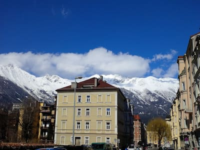 Friendly&calm room in the city - Innsbruck - Lakás