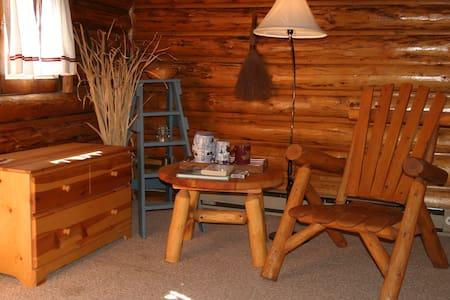 Log Cabin Cafe B/B KAY'S CABIN - Cooke City-Silver Gate
