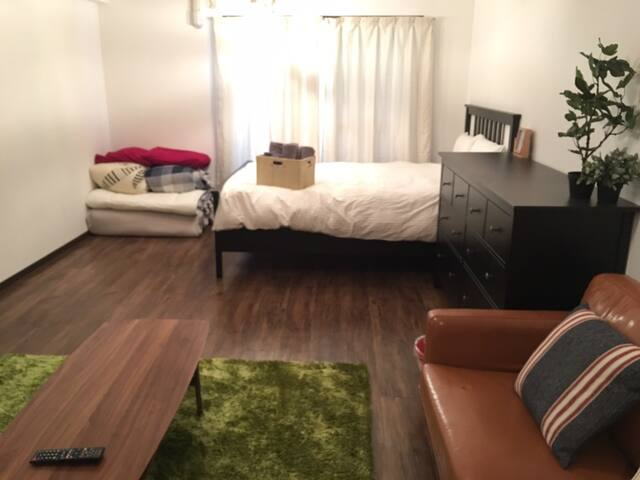 R702 | up to 5person, free Wi-Fi, near USJ&Umeda