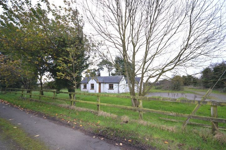 Cosy cottage in West Kildare. 35 mins from Dublin.