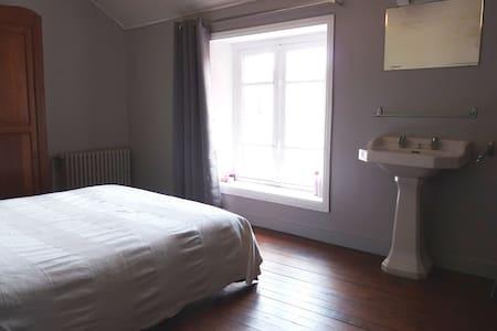 Chambre coeur du Finistère - Trégourez - House