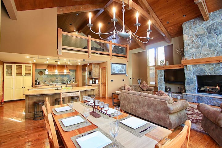 Stonegate #3 Luxury Home - Mammoth Lakes - Hus