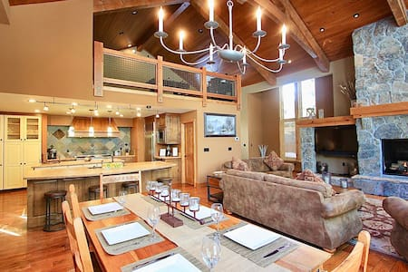 Stonegate Luxury Home in Mammoth Lakes-Sleeps 13 - Mammoth Lakes - Casa