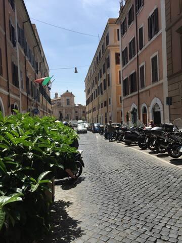 BenS' Houses - Trastevere Apartment