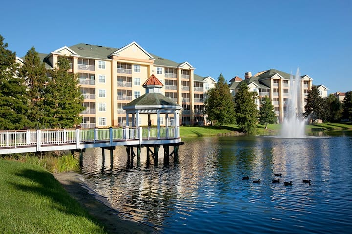 Christmas in Orlando- Sheraton Vistana resort 2018