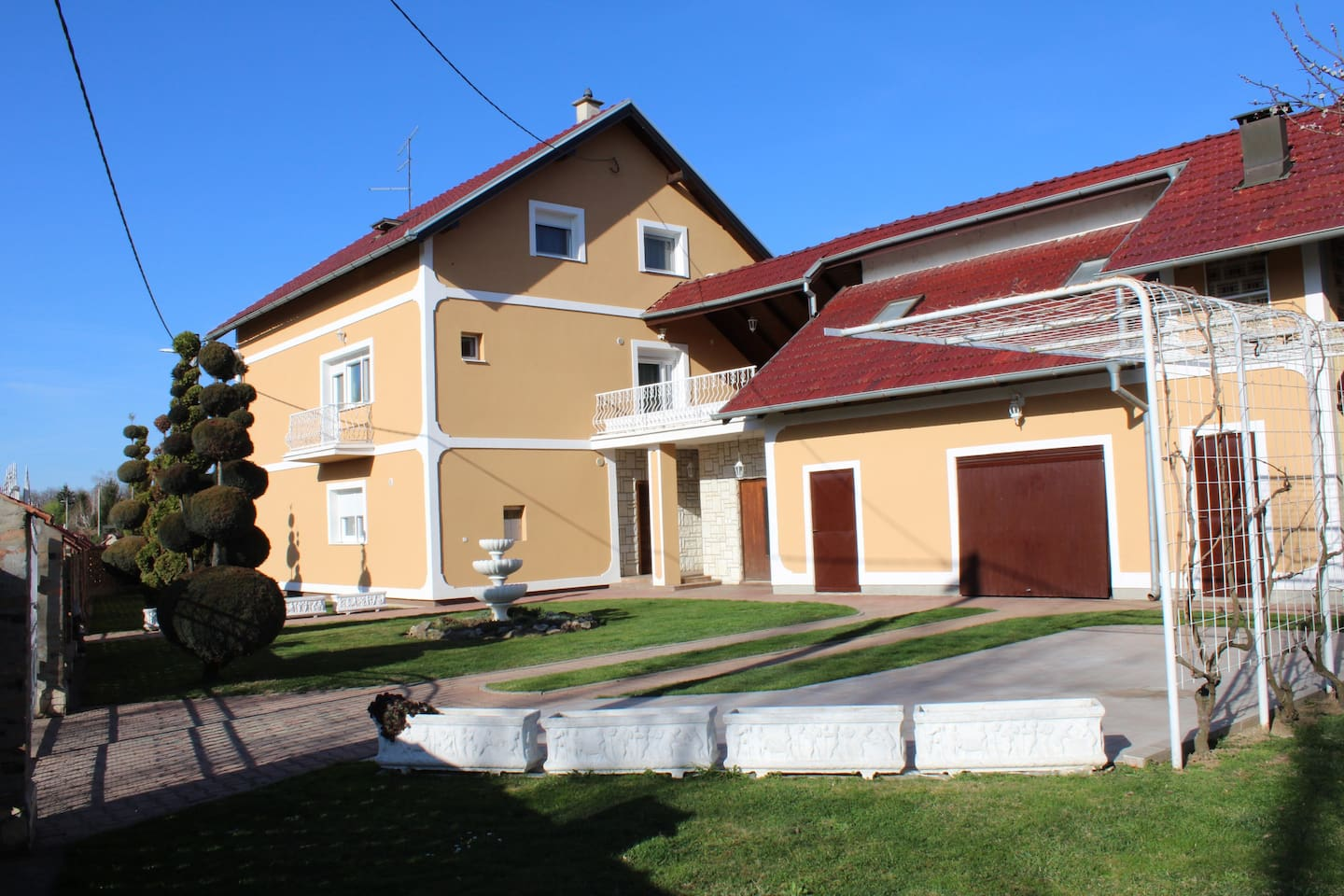 Holiday house in a quiet place in Slavonia surrounded by nature.