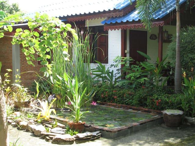 Happiness Resort Sukhothai- Twin