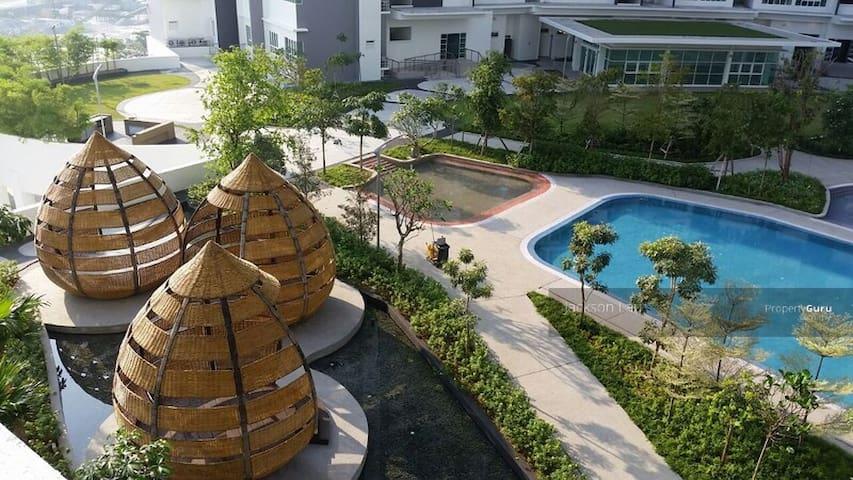 Tropez Resident 1 - Johor Bahru - Condominium