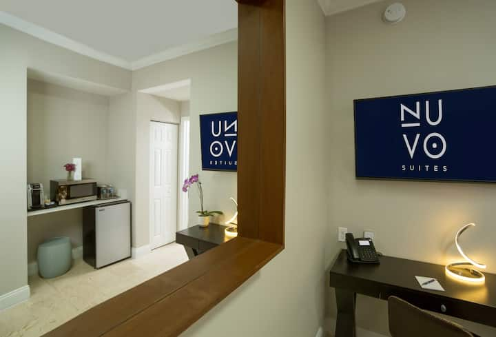 Nuvo Suites - Standard Suite