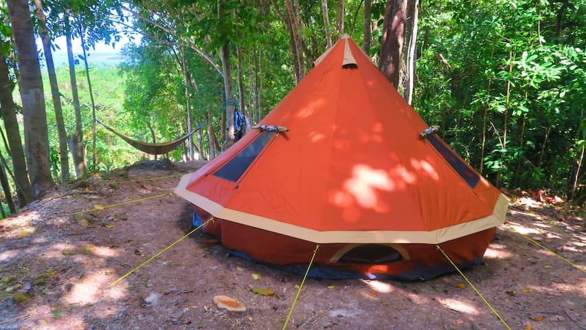 Tentstar Eco Resort - Sea View Camping & Hammock