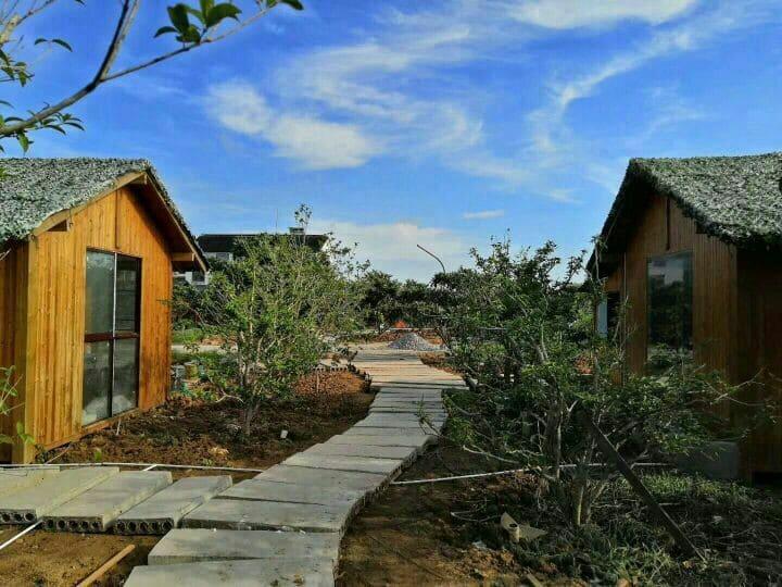 太湖边的木屋1