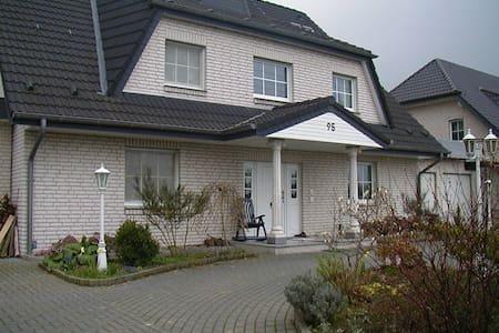 Ferienwohnung Landhaus Bauer - Voerde - Appartement