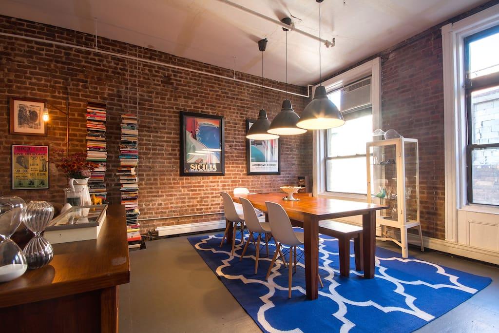AUTHENTIC TRIBECA LOFT NEAR SOHO - Lofts for Rent in New ...