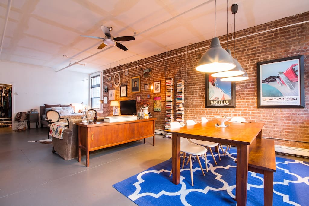 AUTHENTIC TRIBECA LOFT NEAR SOHO Apartments For Rent In New York New York