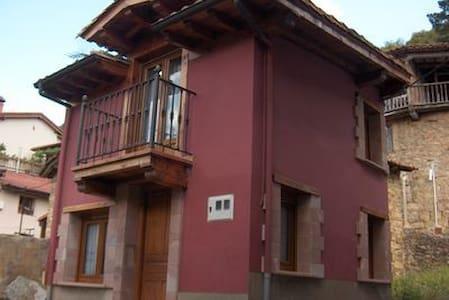 Casuca en Frama- Potes ( Picos de Europa ) - Potes - Huis