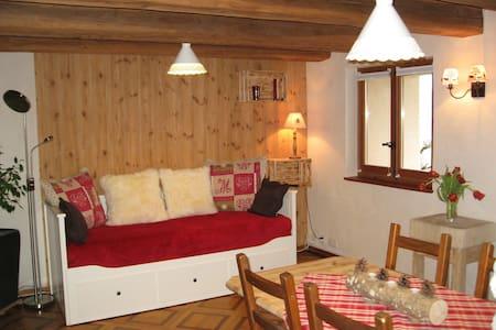 Vionnaz Chalet ski-lac à 15 mn - Vionnaz - Lepianka