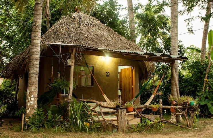 Cabañas La Escondida Cabaña Doble - Mazunte - Casa de campo