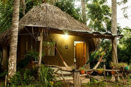 Cabañas La Escondida Cabaña Doble - Mazunte