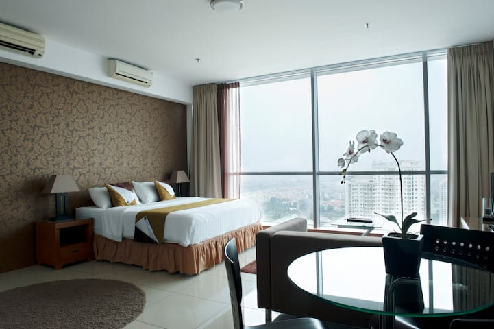 Citylofts Sudirman Penthouse Studio - Jakarta Capital Region