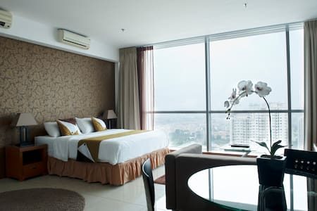 Citylofts Sudirman Penthouse Studio - Jakarta Capital Region - Lägenhet