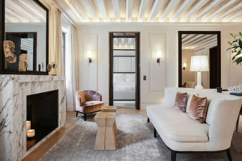 Palazzo Cristo Master Apartment