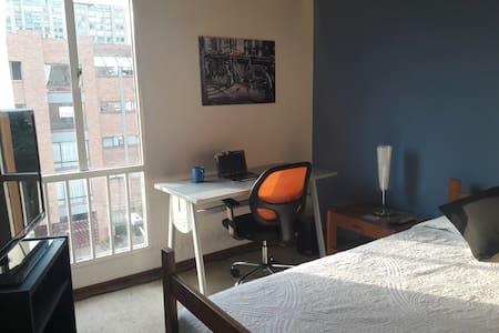 Habitación Cómoda al Mejor Precio, Norte Bogotá