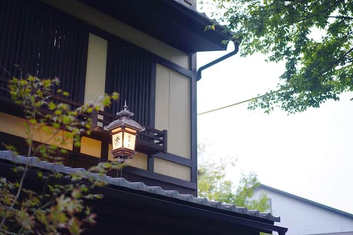 *Room101*Kyotofish Boutique Hotel*1min to Kamogawa