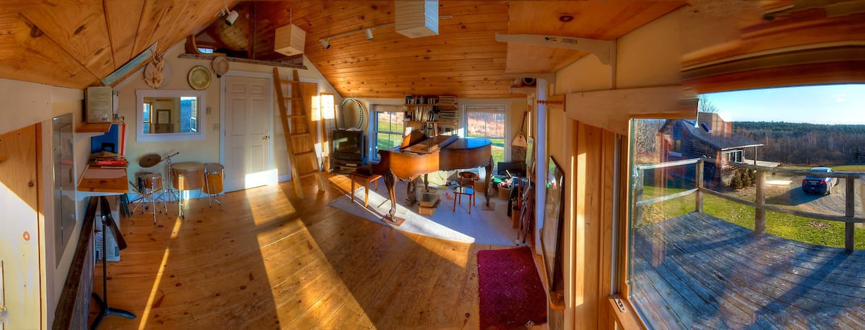 Coastal Maine Cottage - Surry - Hus