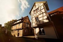 Altstadthaus zum Verlieben