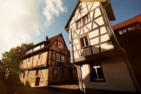 Altstadthaus zum Verlieben - Weinheim