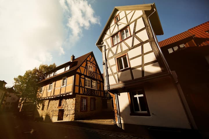 Fall in love with Weinheim